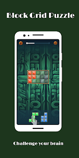 Block Grid Puzzle Screenshot