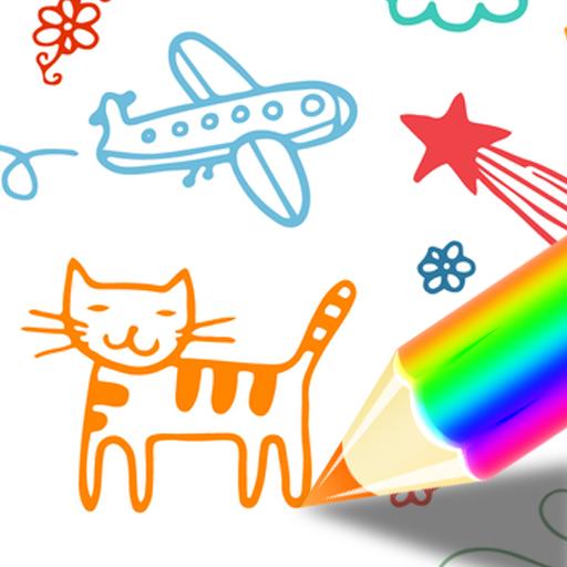 Kids Drawing - Kids Coloring