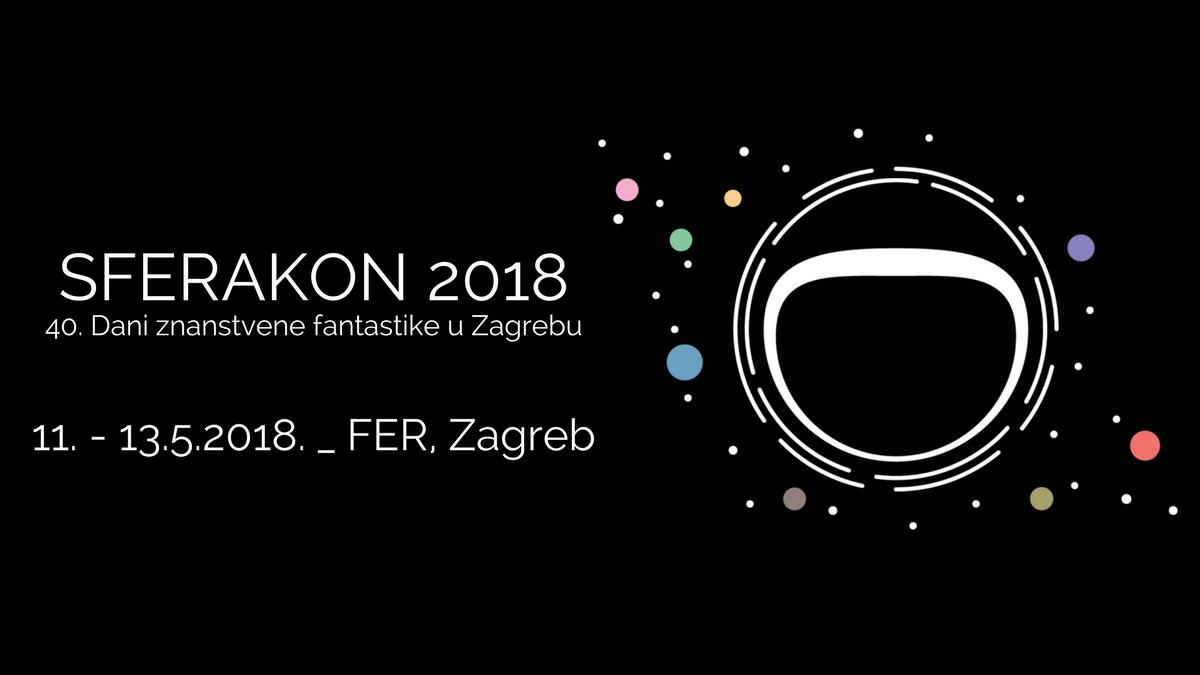 Idemo na SFerakon 2018.