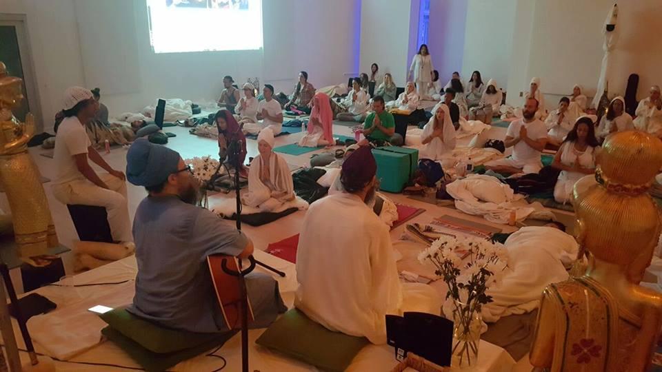 Sadhu & Sacred Space