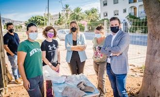 Sondeos arqueológicos en Torrequebrada