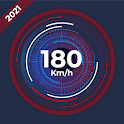 GPS Speedometer: HUD Odometer App icon