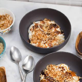 5-Ingredient Samoa Cereal Bowls.
