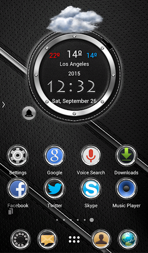 TSF Shell HD Theme Leather