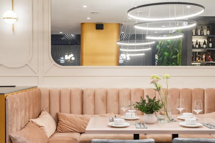 Фото №8 зала Ресторан «АМО»