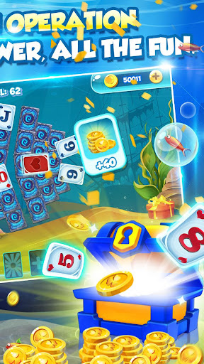 Ocean Fish Solitaire  screenshots 3