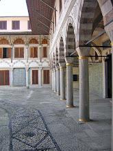 Photo: Harem, Topkapi Palace, inside Courtyard ***** Binnenplein