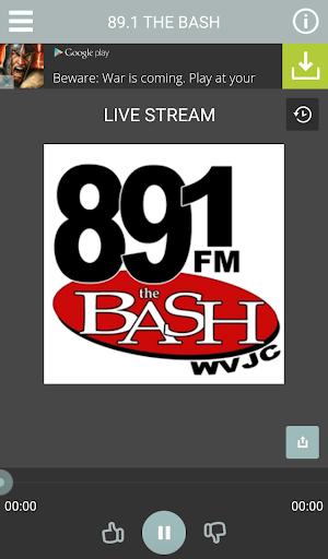 89.1 The Bash WVJC