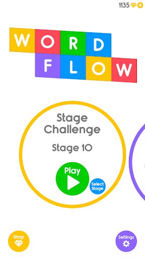 Wordflow - Radical Crossword Gameplay