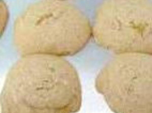 Rosemary Honey Cookies Recipe