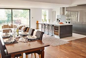 Maison 4 pièces 91,2 m2
