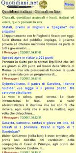 Quotidiani.net- miniatura screenshot
