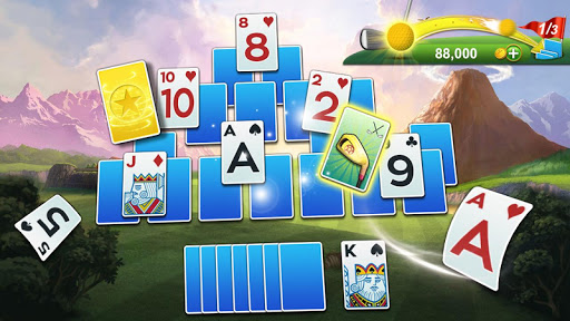 Golf Solitaire - Green Shot 1.9.3122 screenshots 4