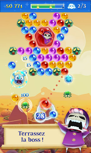 Bubble Witch 2 Saga  captures d'u00e9cran 2