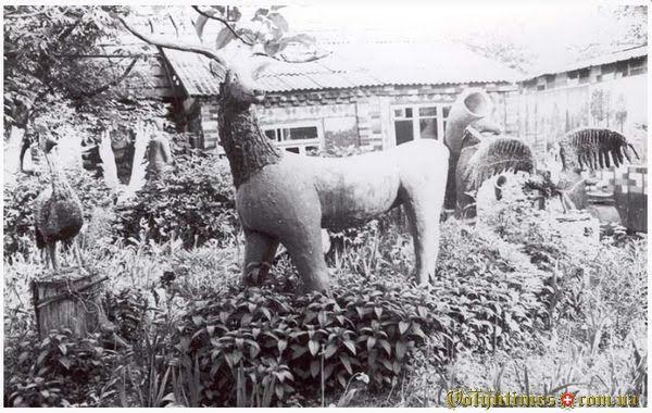 Скульптури С.Сарцевича