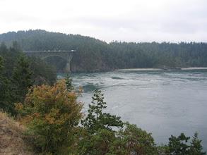 Photo: Deception park bridge
