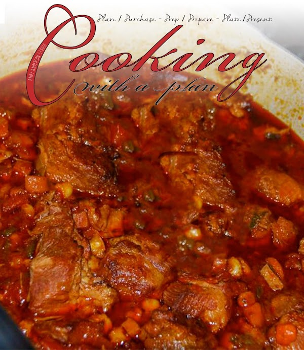 Awesome Drunken Green Chili Stew With A Twist Recipe