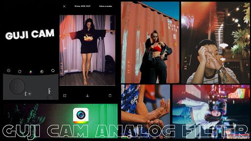 Guji Cam: Analog Film Filter 1.0.0.2 screenshots 1
