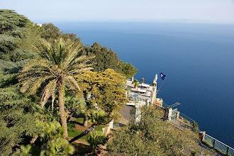 Photo: Blick vom Balkon auf das Albergo Hotel Caesar
