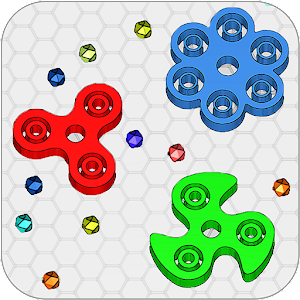 Spinning.io 3D : Fidget Spinner Top Wars for PC