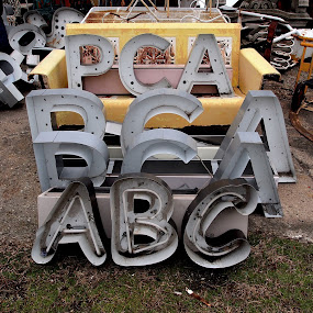 Salvage Signs by John  Pemberton - Artistic Objects Antiques ( signs, salvage, antiques,  )