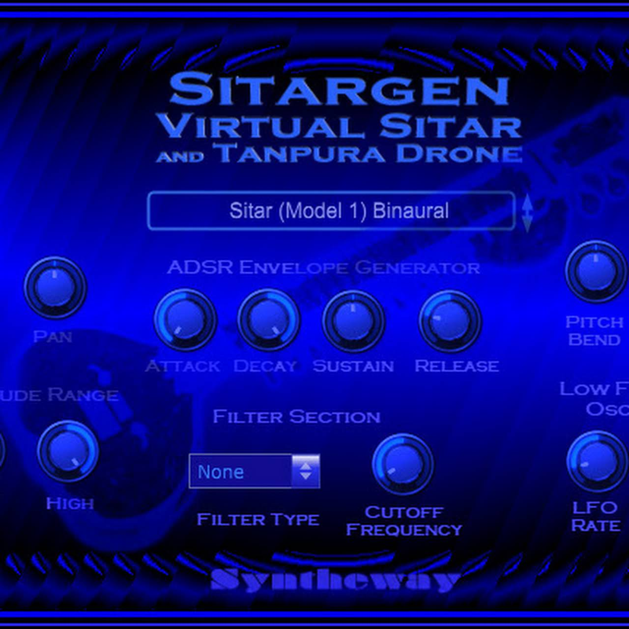 Syntheway - Software Company  VST, VST3 and Audio Units Plugins for