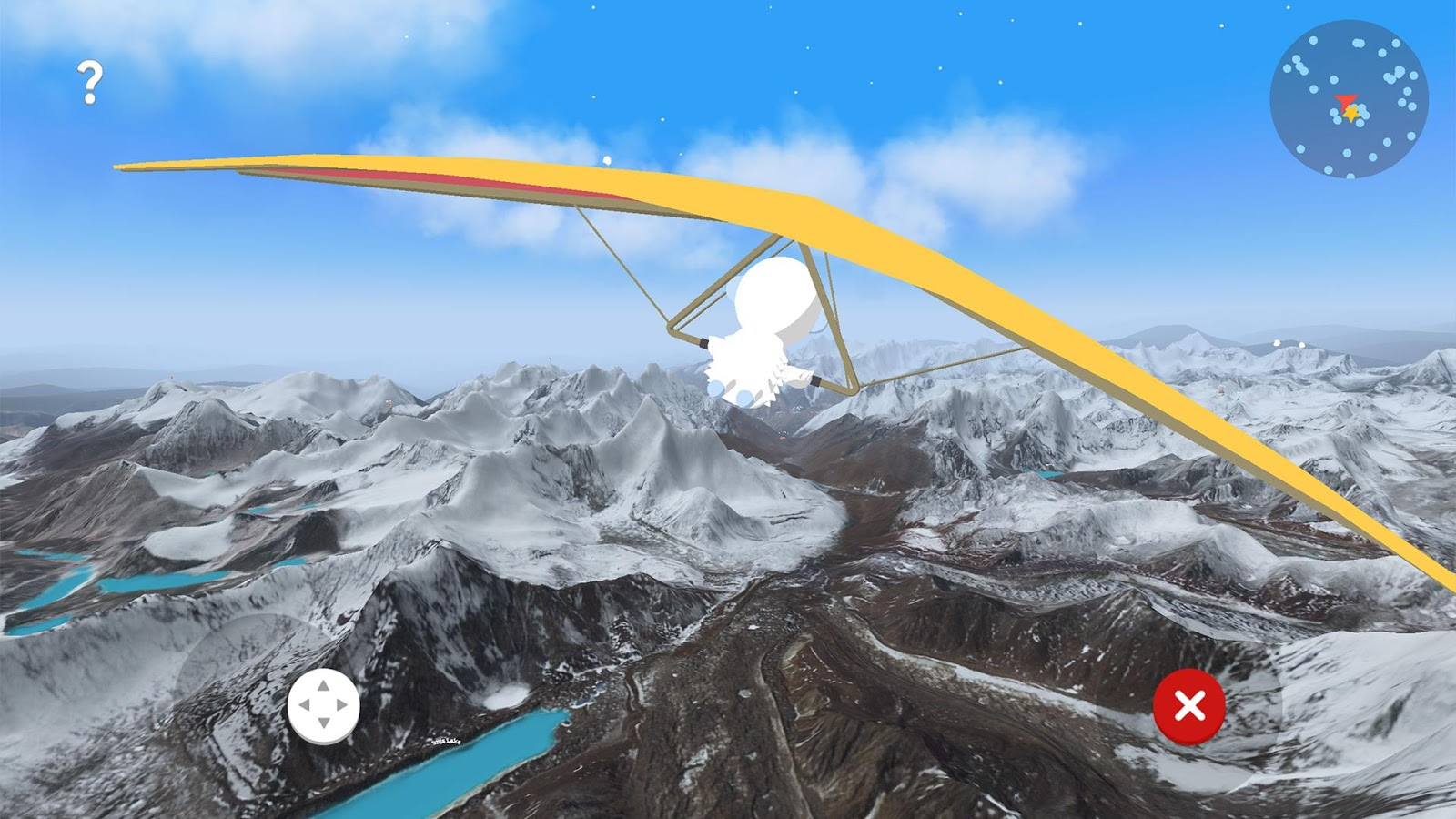Verne: The Himalayas- screenshot