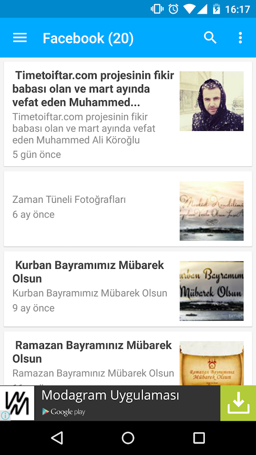 Timetoiftar (İftar Zamanı)- screenshot