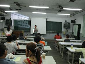 Photo: 20110915 100秋口才主持實務002