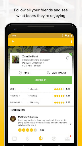 Untappd - Discover Beer screenshot 6
