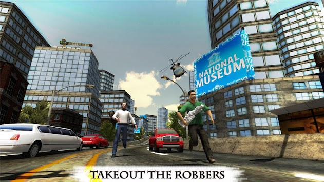 Museum Robbery Showdown - Sniper Shooting Missions apk screenshot