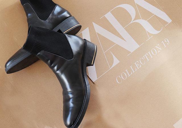 ソックス ブーツ Zara 流行りのチェルシーブーツだけじゃない!今季のZARAは「ソックスブーツ」も鬼アツだって知ってた?♡ |