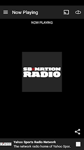 SB Nation Radio- screenshot thumbnail