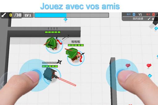 Code Triche Arrow.io APK MOD screenshots 4