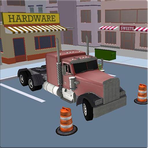 模擬App|卡車司機停車模擬器 LOGO-3C達人阿輝的APP