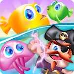 Fish Pop Match 3 Games Icon