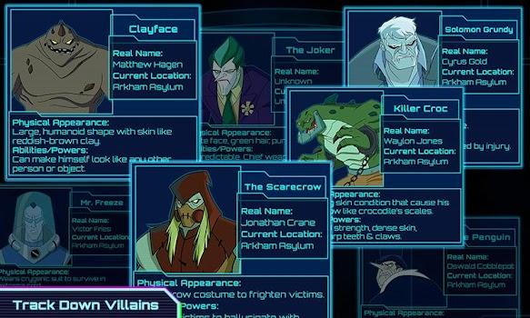 Batman: Gotham's Most Wanted