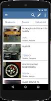 Screenshot of Tori.fi
