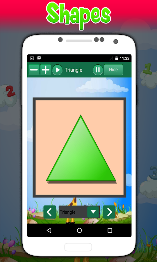 Baby Learning Games- screenshot