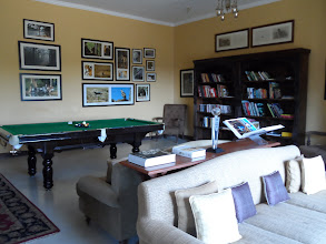 Photo: Billiards for those who would like to play and socialise.