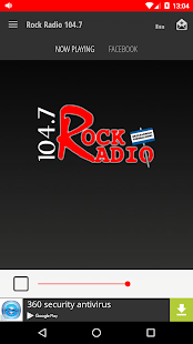 Rock Radiο 104,7- screenshot thumbnail