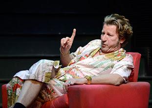 Photo: Wien/ Kammerspiele: AUFSTIEG UND FALL VON LITTLE VOICE von Jim Cartwright. Inszenierung Folke Braband. Premiere 7.5.2015. Michael Von Au. Copyright: Barbara Zeininger