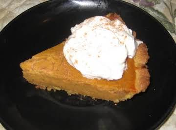 Pumpkin Gooey Butter Pie