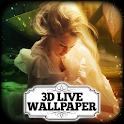 3D Wallpaper Dreaming Fairies icon