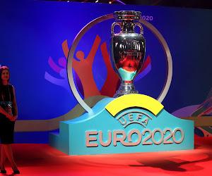 L'Euro 2021 ne sera pas relocalisé en Angleterre, selon la FA