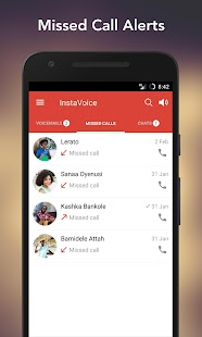 Voicemail & Missed Call Alerts- screenshot thumbnail