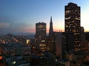 Photo: San Francisco Sunrise
