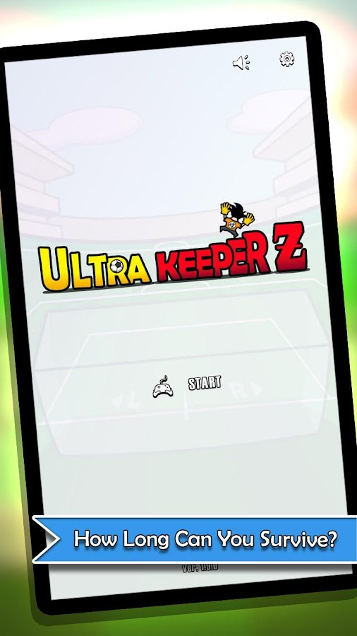 Ultra Keeper Z- screenshot