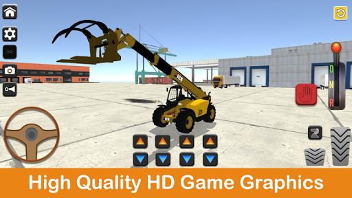 Copious Bucket Dozer: Excavator Simulator filehippodl screenshot 1