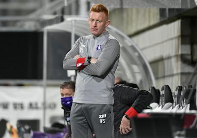 """Coach Beerschot blij met zijn ploeg: """"Ik ben teleurgesteld, maar ook fier op alle spelers en de staff"""""""